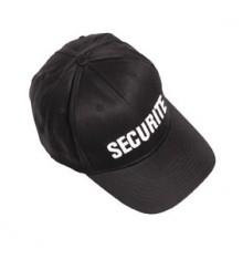 casquette baseball sécurité
