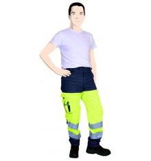 pantalon select wear Haute Visibilité