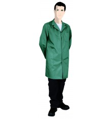 blouse Homme à pressions vert US