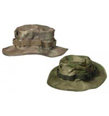 chapeau jungle tactical trooper marron