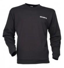 Sweat Shirt Sécurité Noir ALTO
