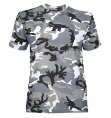 t shirt urbain gris