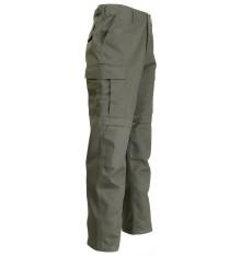 pantalon BDU kaki