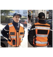 Gilet Multipoches Thor